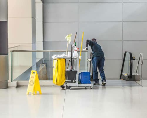 Rapid Commercial Cleaning Services