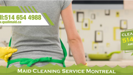 Professional Maid Services Montreal