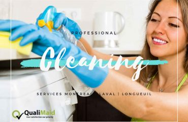 Montreal Cleaning lady Services