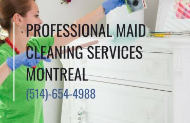 Best Cleaning Lady Montreal