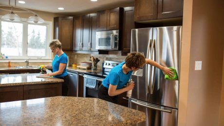 Part Time Cleaning Services Montreal