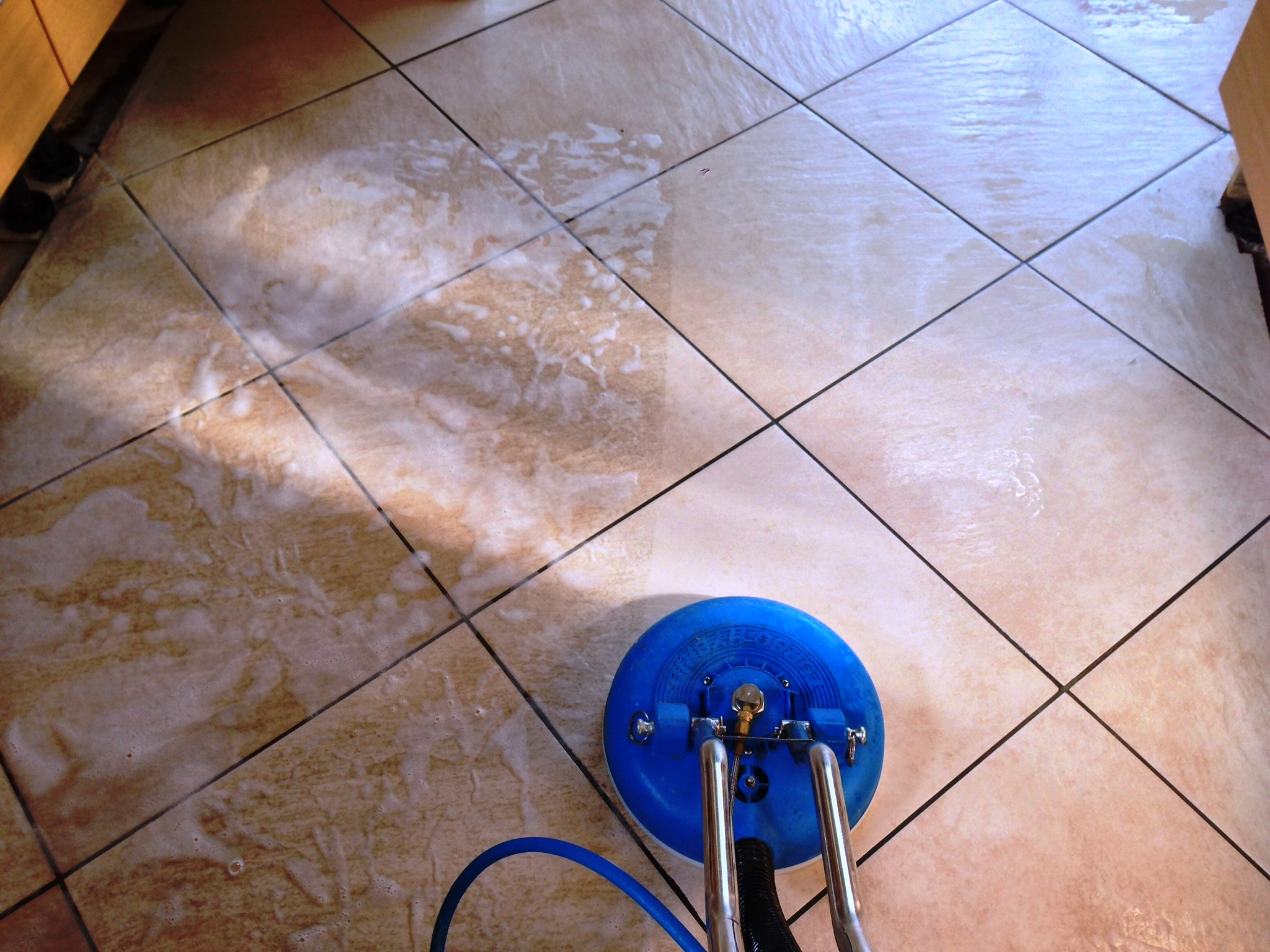 Floor Tile Cleaning Services