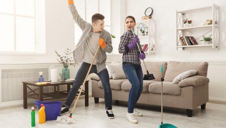 Unique Apartment Cleaning Services