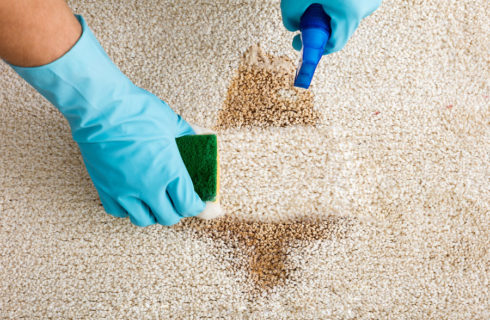 Your carpet is dirty? let us clean it
