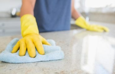 Professional Maid Clean up