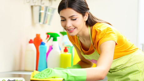 Maid Cleaning Service Reliable Services