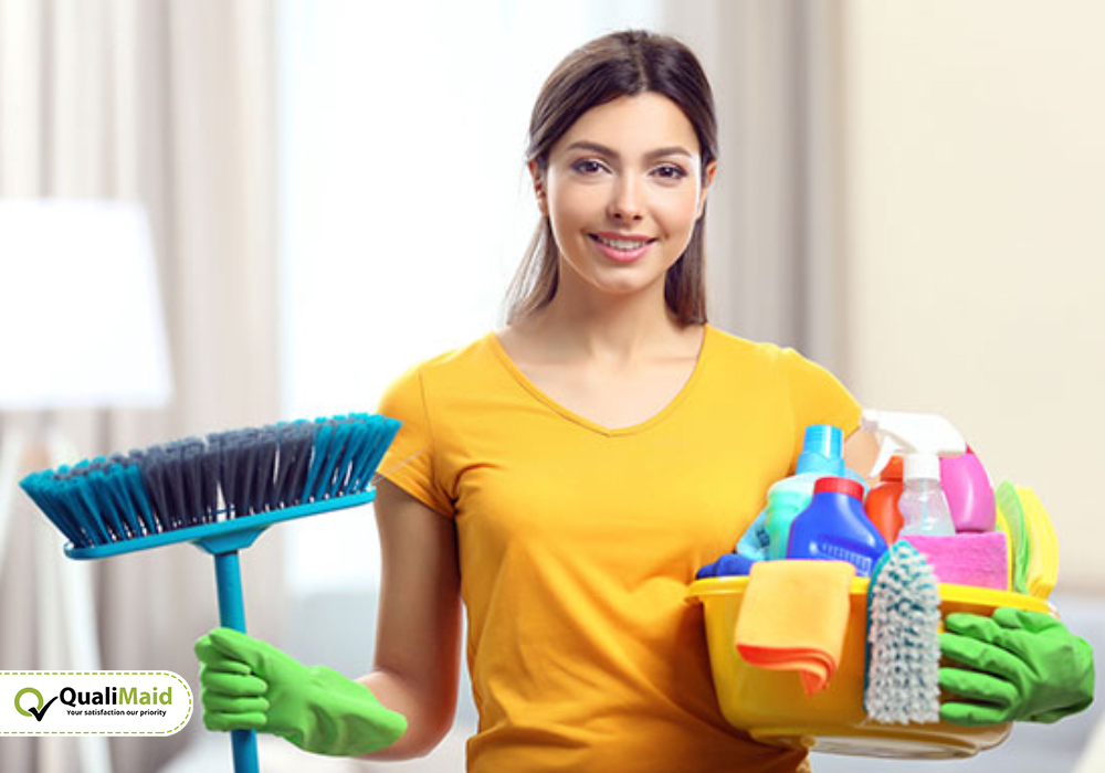 Maid Cleaning Services Reliable Services includes