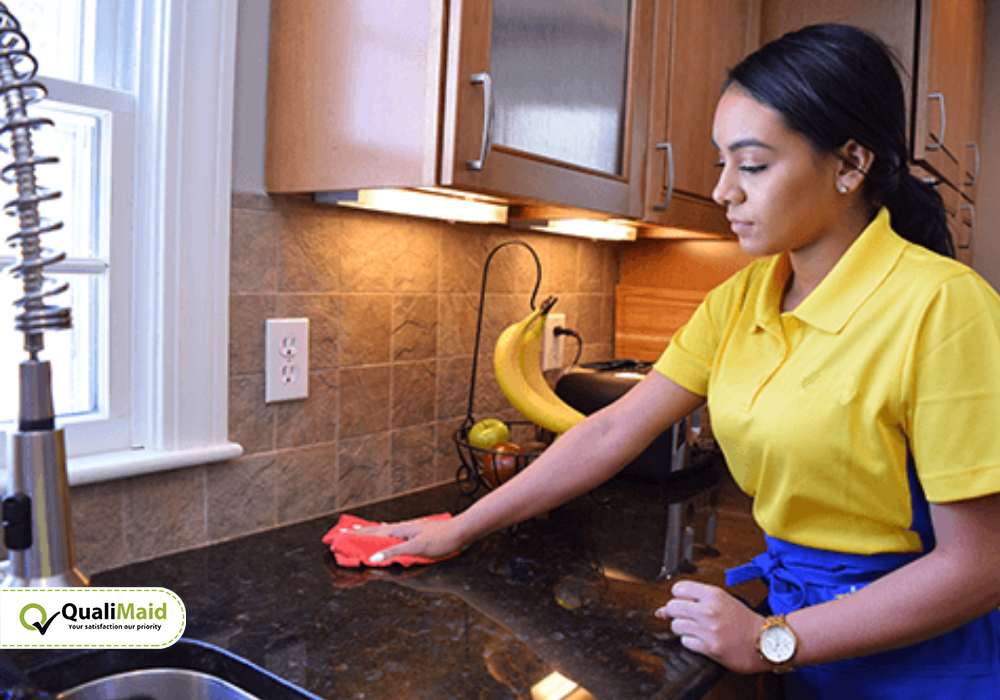 Daily House Maid Cleaning Services