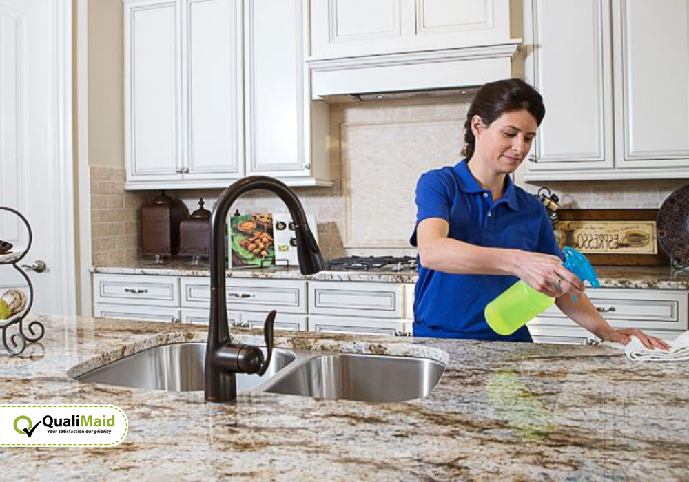 Kitchen Disinfection Services