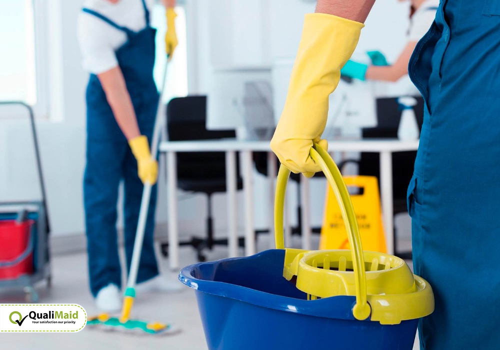 Our Commercial Cleaning Services in Montreal, Laval, and Longueuil