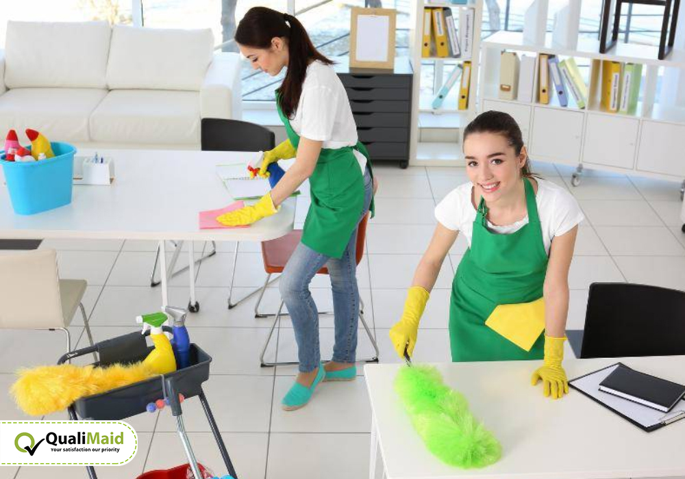 Benefits you get from Office Furniture Cleaning Services.