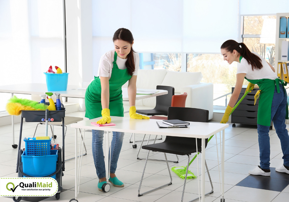 Why People Hire Office Furniture Cleaning Services