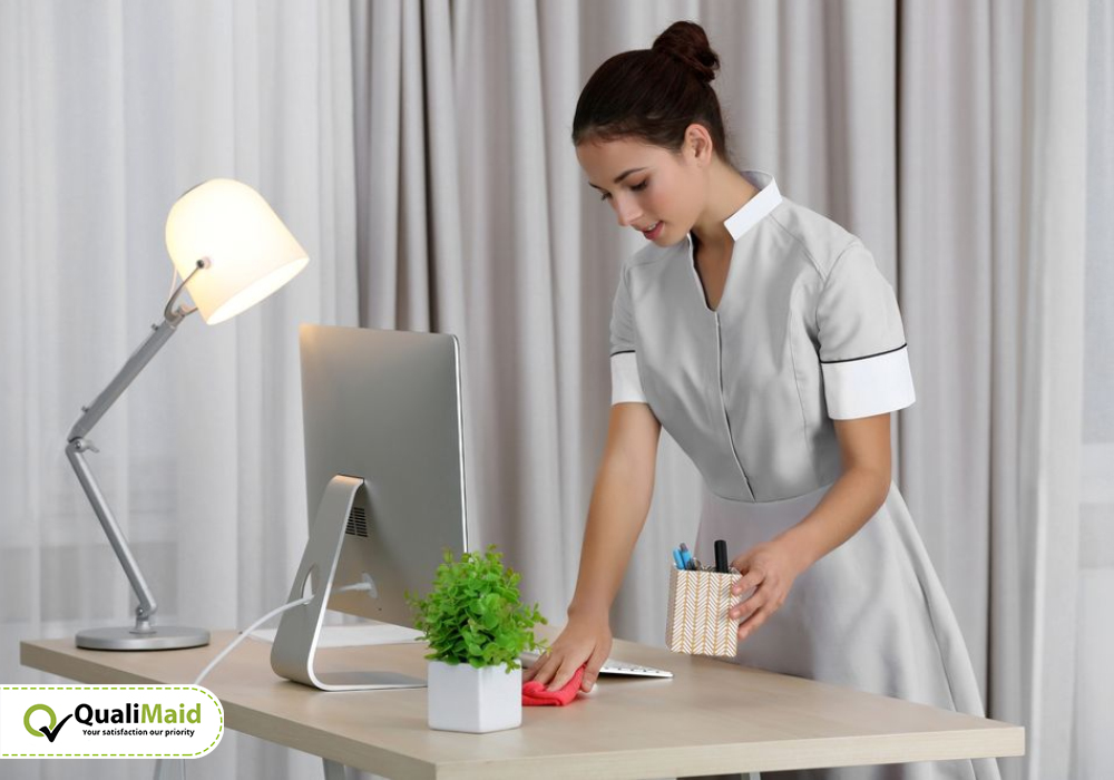 Benefits of Maid Cleaning Services
