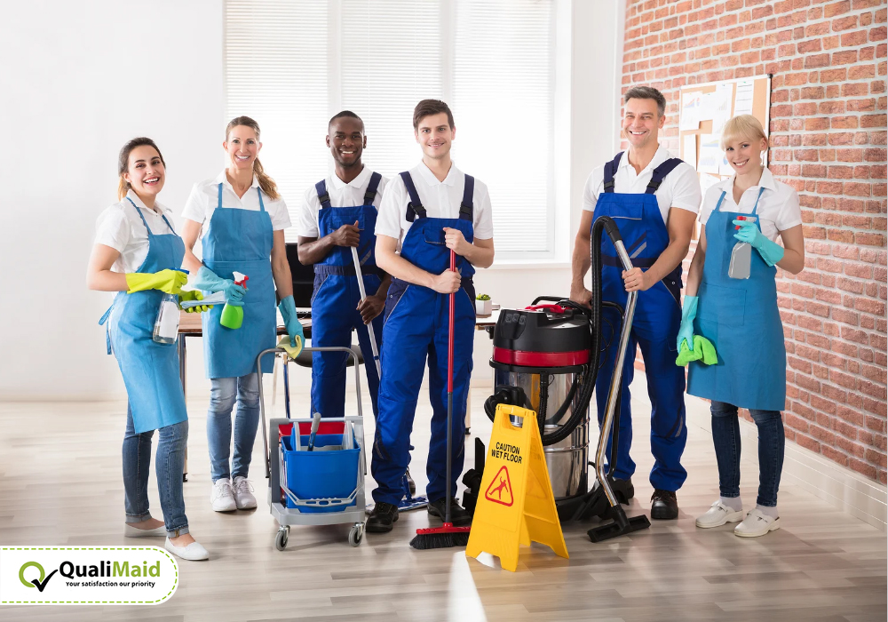 Professional and high-quality cleaning